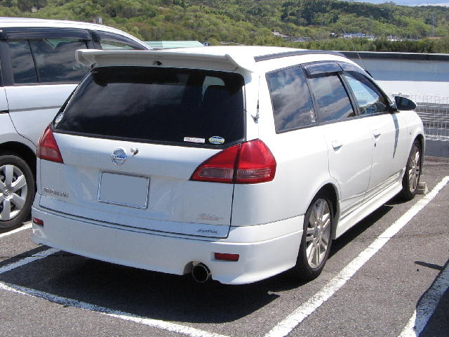 Picture of 2005 Nissan Wingroad, exterior, gallery_worthy