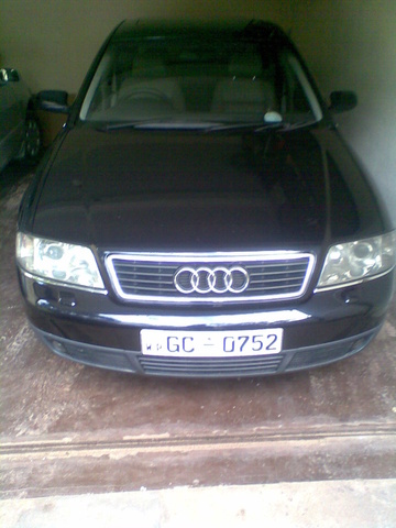 1999 Audi A6 Overview Cargurus