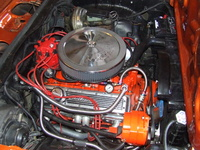 1979 Chevrolet Monza picture, engine
