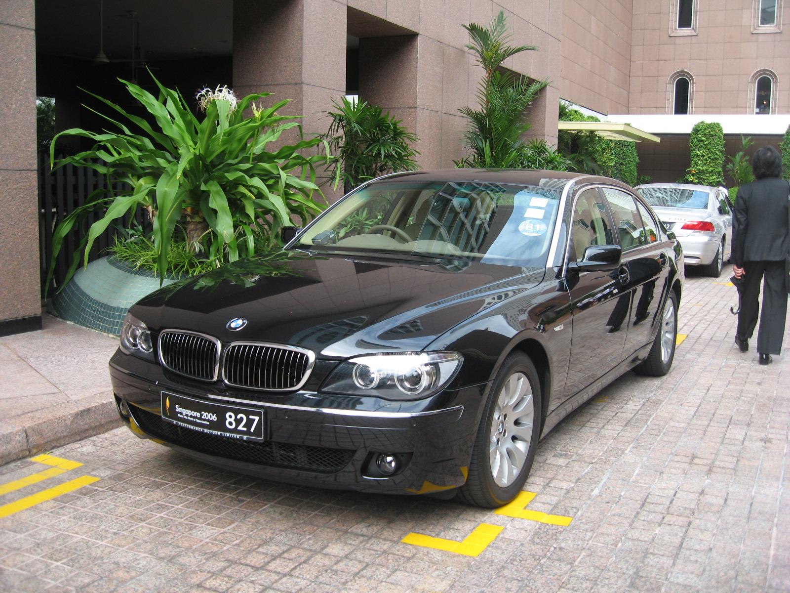 Latest Cars Models BMW 7 Series 750Li car insurance best