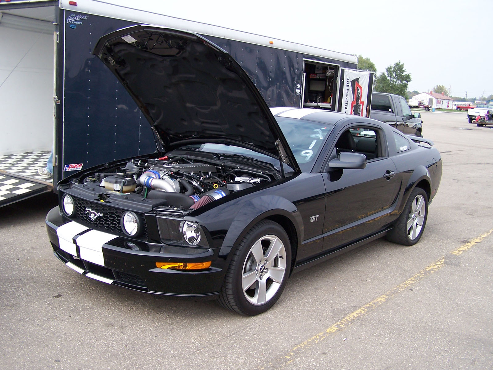 2005 ford mustang exterior pictures cargurus. Black Bedroom Furniture Sets. Home Design Ideas