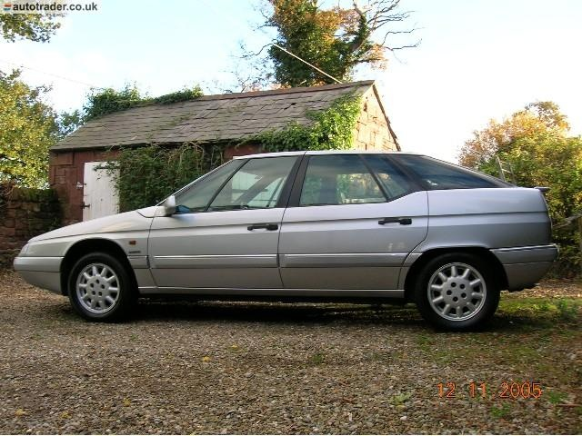 Picture of 1996 Citroen XM, exterior