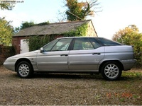 1996 Citroen XM Overview