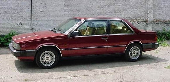 Picture of 1990 Volvo 780 Coupe