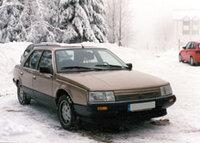 1987 Renault 25 Overview