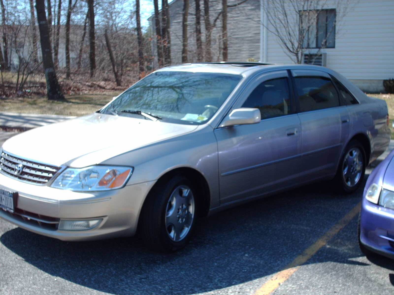 2004 Toyota Avalon - Pictures