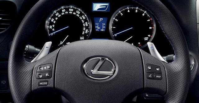 2009 Lexus IS F  Interior Pictures  CarGurus
