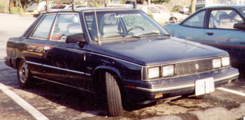 Picture of 1983 Renault Alliance