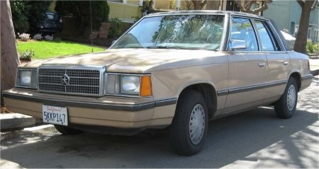 Picture of 1984 Plymouth Reliant, exterior, gallery_worthy