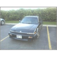 Picture of 1989 Honda Accord LXi, exterior, gallery_worthy
