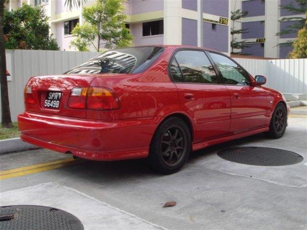 honda civic 2000 sedan. 1999 Honda Civic 4 Dr DX Sedan