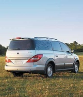 2007 SsangYong  Kyron Overview