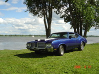 1971 Oldsmobile Cutlass picture, exterior