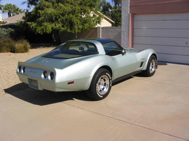 Picture of 1982 Chevrolet Corvette Coupe RWD, exterior, gallery_worthy