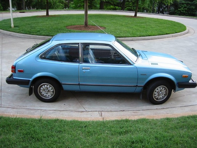 Picture of 1981 Honda Accord LX Hatchback, exterior, gallery_worthy
