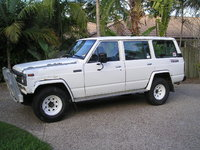 1985 Nissan Patrol Overview