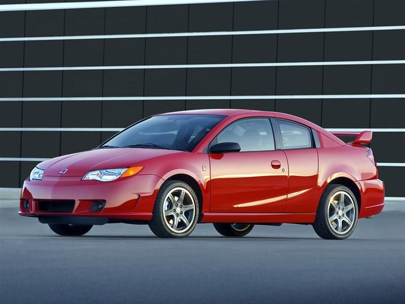 2007 Saturn ION Red Line - Overview - CarGurus