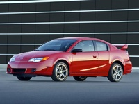 2007 Saturn ION Red Line Base picture, exterior