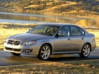 2009 Subaru Legacy Picture Gallery