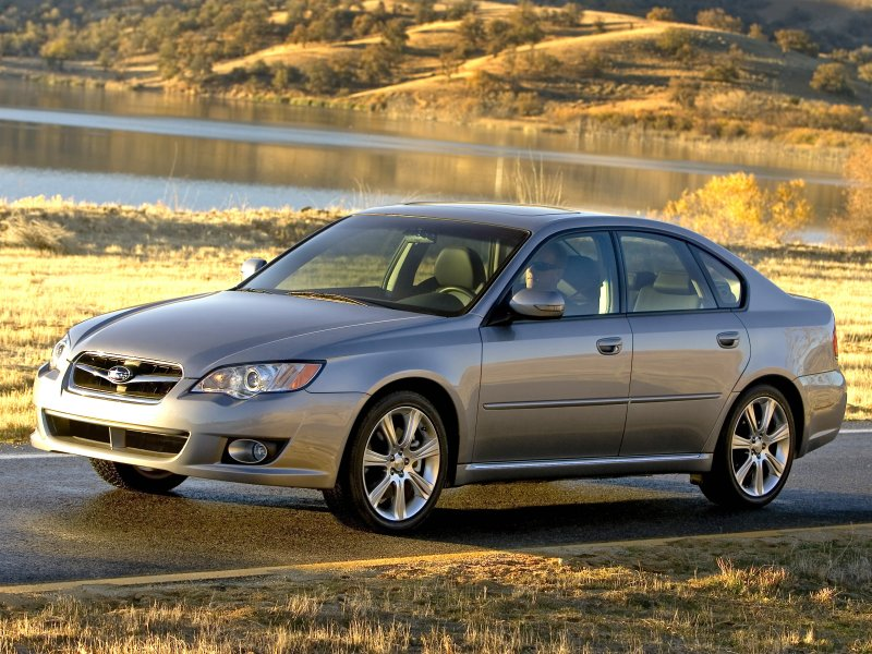 Picture of 2009 Subaru Legacy 3.0 R Limited
