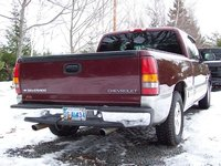 Picture of 1999 Chevrolet Silverado 1500 3 Dr LS Extended Cab SB, exterior, gallery_worthy