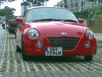 2007 Daihatsu Copen Overview
