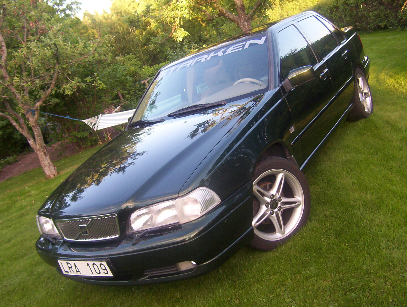 1998 Volvo S80 T5 related infomation,specifications - WeiLi Automotive Network
