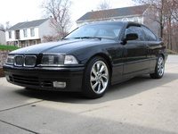 1994 BMW 3 Series 325i, 1994 BMW 325 325i picture, exterior