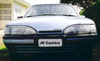 1987 Holden Camira Picture Gallery