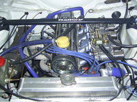 Picture of 1980 Ford Escort, engine