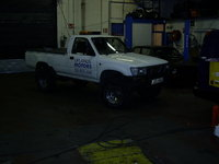 Picture of 1991 Toyota Hilux, exterior, gallery_worthy