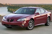 2005 Pontiac Grand Prix Picture Gallery
