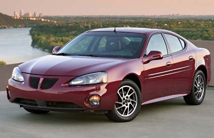 2005 Pontiac Grand Prix GT picture