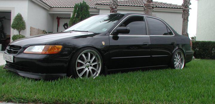 Picture of 1998 Honda Accord EX V6, exterior