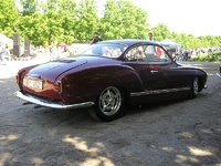 1959 Volkswagen Karmann Ghia Overview