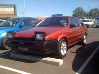 Picture of 1984 Toyota Sprinter, exterior