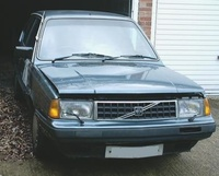 1983 Volvo 340 Overview