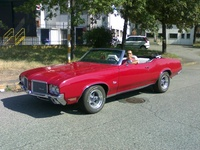 1972 Oldsmobile Cutlass Supreme picture, exterior