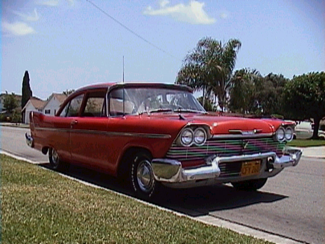 1958 Or 1957 Plymouth In Craigslist   Autos Post