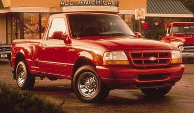 Picture of 1998 Ford Ranger Splash Standard Cab Stepside SB, exterior
