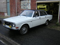 1971 Volvo 144 Overview