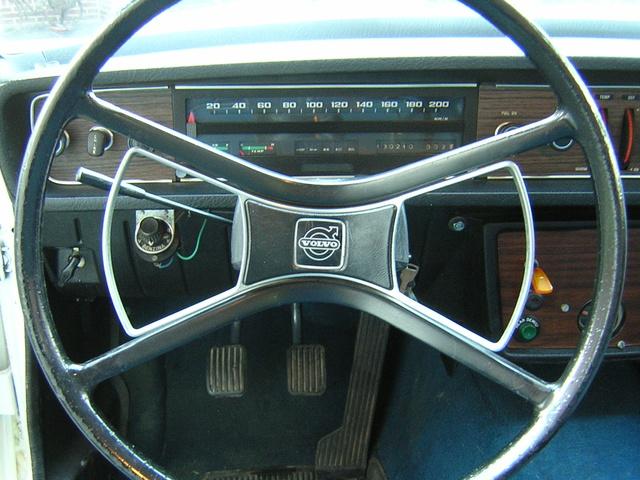 Picture of 1971 Volvo 144, interior