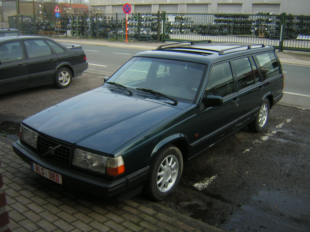 1995 Volvo 940 4 Dr Turbo Wagon - Pictures - 1995 Volvo 940 4 Dr Turbo ...