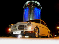 1962 Volvo Amazon Overview