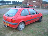 Picture of 2000 Ford Fiesta, exterior, gallery_worthy