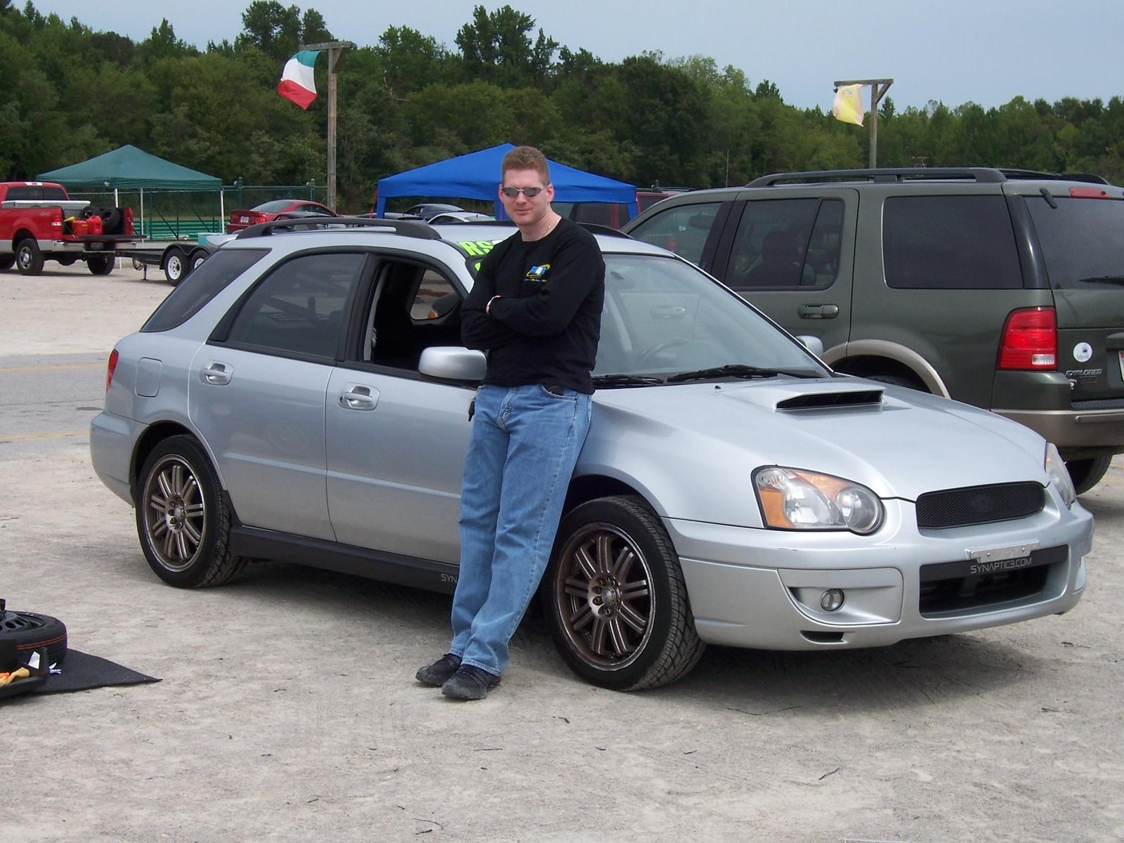 Picture of 2004 subaru impreza wrx wagon exterior