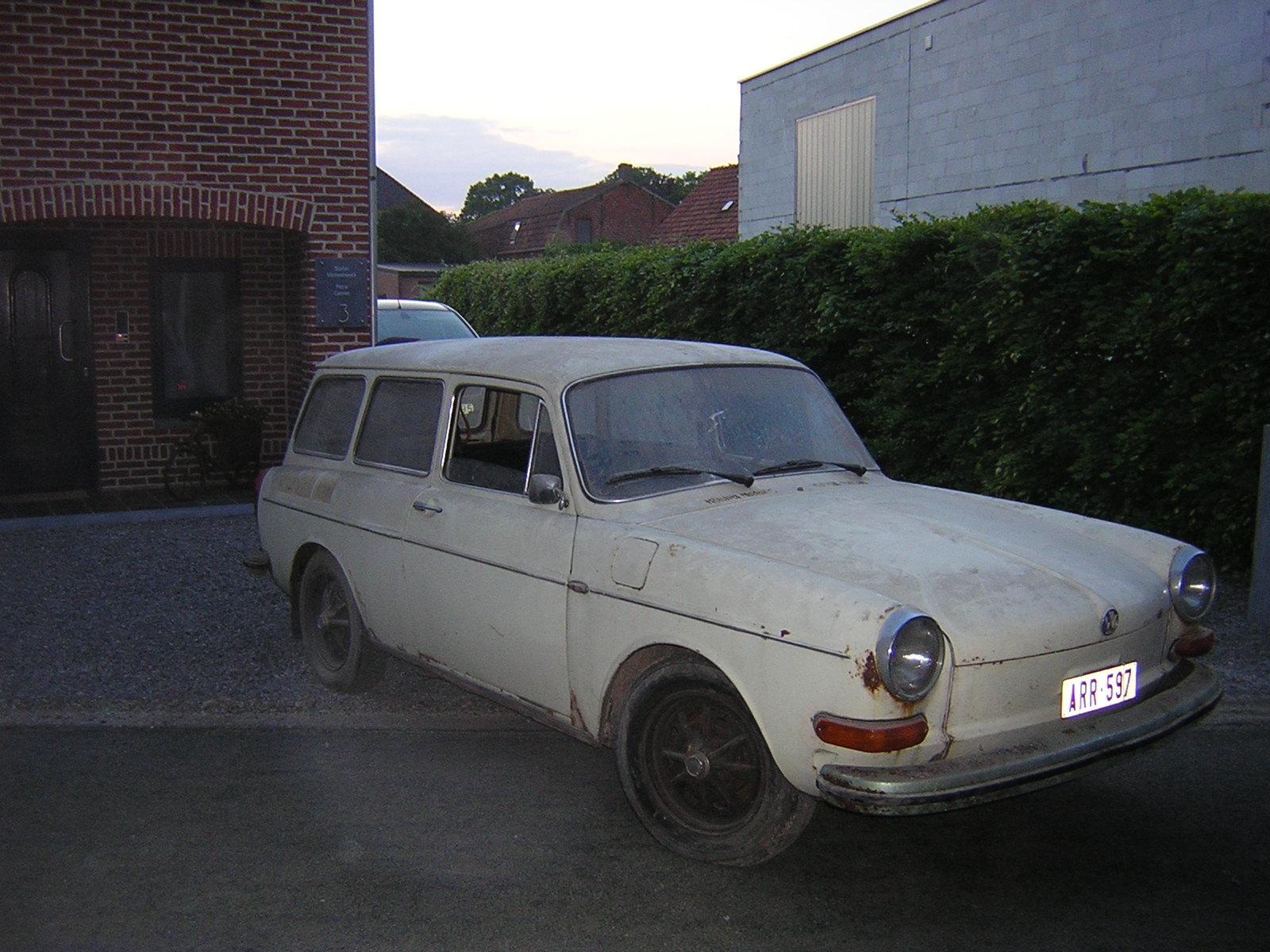 1970 Volkswagen Variant picture