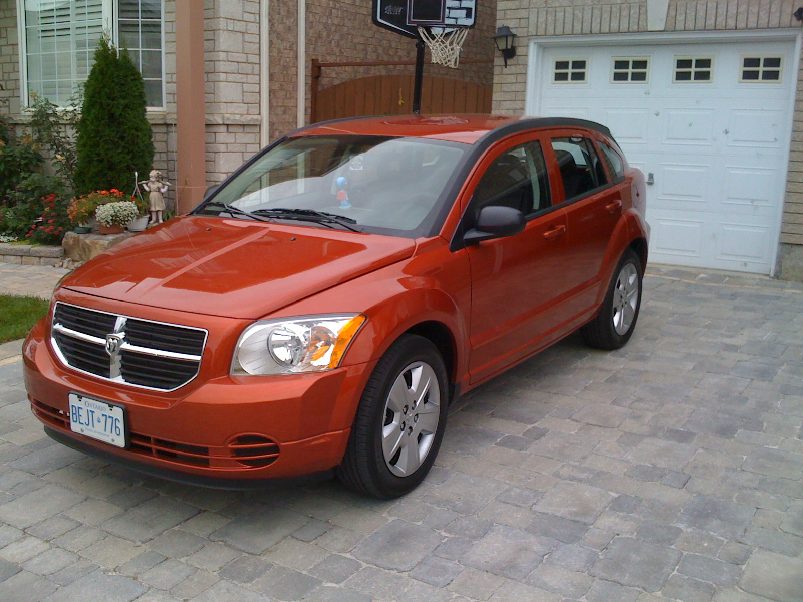 2009 Dodge Caliber SXT picture