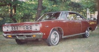 1968 Plymouth Satellite picture, exterior