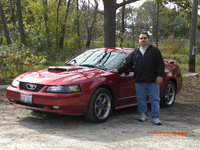 Picture of 2003 Ford Mustang GT Premium, exterior, gallery_worthy